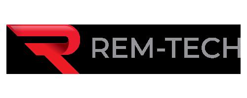 HALE NAMIOTOWE -REM-TECH Logo